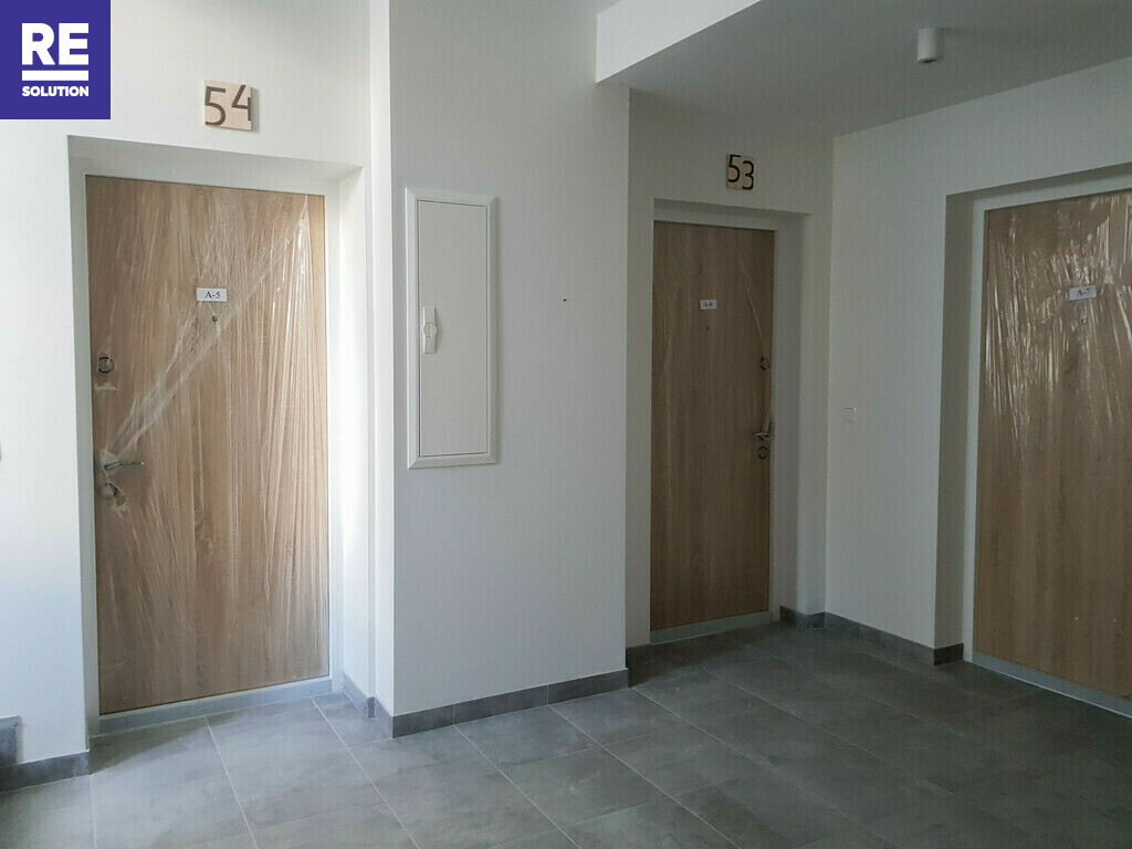 Parduodamas butas Polocko., Užupis, Vilniaus m., Vilniaus m. sav., 46.8 m2 ploto, 2 kambariai nuotrauka nr. 12