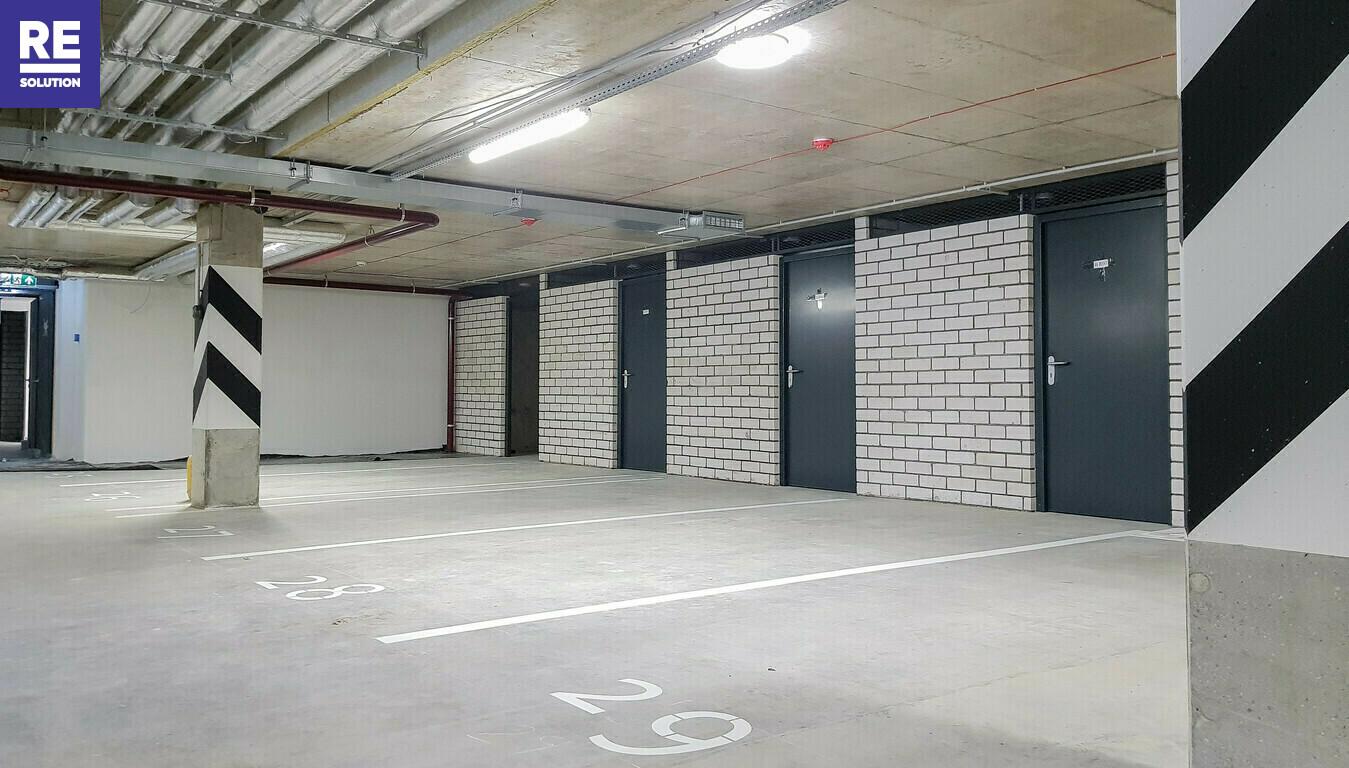 Parduodamas butas Polocko g., Užupis, Vilniaus m., Vilniaus m. sav., 23.5 m2 ploto, 1 kambariai nuotrauka nr. 17