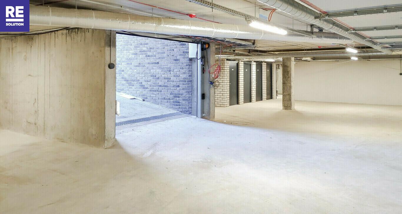Parduodamas butas Polocko g., Užupis, Vilniaus m., Vilniaus m. sav., 23.5 m2 ploto, 1 kambariai nuotrauka nr. 18