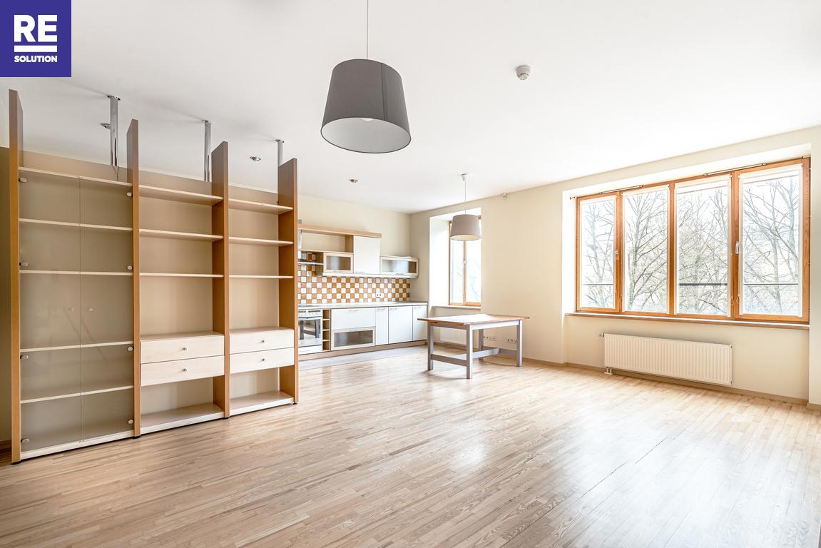 Parduodamas butas Mindaugo g., Senamiestyje, Vilniuje, 110.22 kv.m ploto, 4 kambariai nuotrauka nr. 1