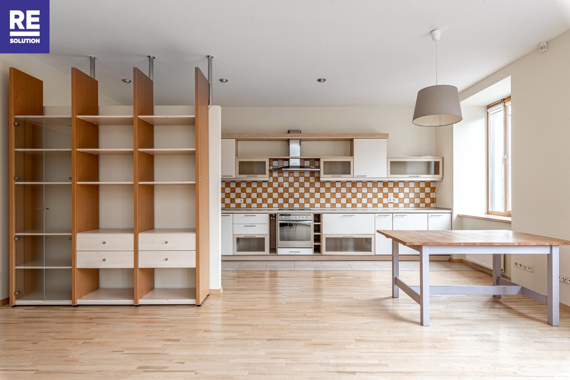 Parduodamas butas Mindaugo g., Senamiestyje, Vilniuje, 110.22 kv.m ploto, 4 kambariai nuotrauka nr. 2