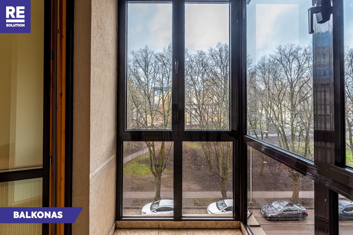 Parduodamas butas Mindaugo g., Senamiestyje, Vilniuje, 110.22 kv.m ploto, 4 kambariai nuotrauka nr. 14