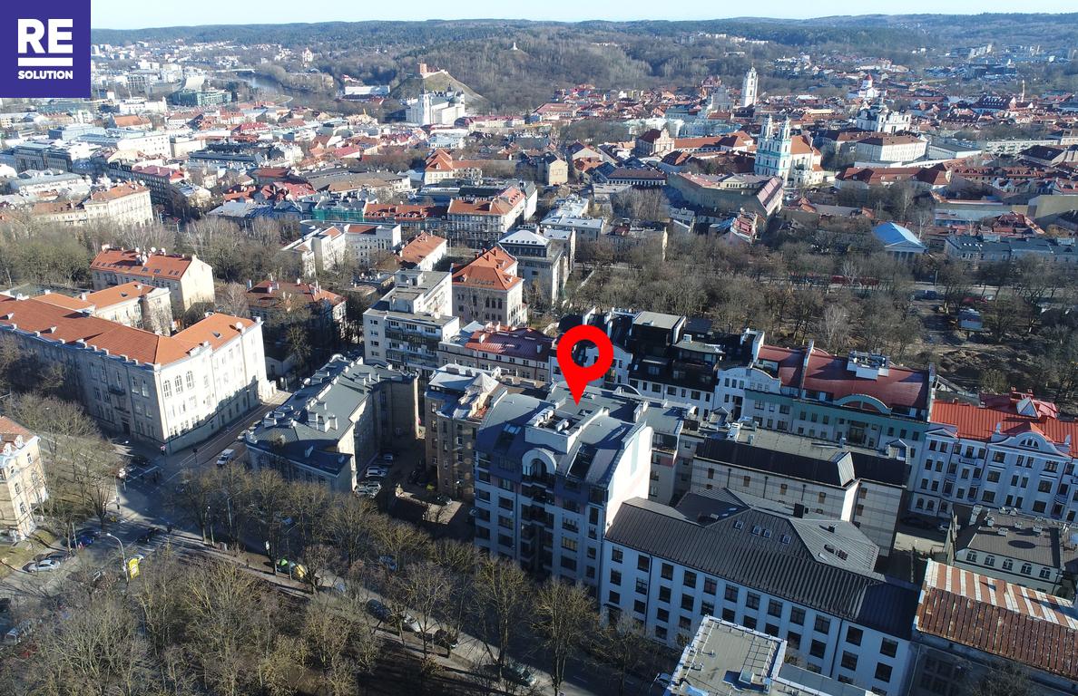Parduodamas butas Mindaugo g., Senamiestyje, Vilniuje, 110.22 kv.m ploto, 4 kambariai nuotrauka nr. 19
