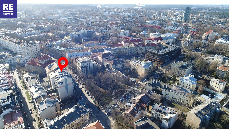Parduodamas butas Mindaugo g., Senamiestyje, Vilniuje, 110.22 kv.m ploto, 4 kambariai nuotrauka nr. 21