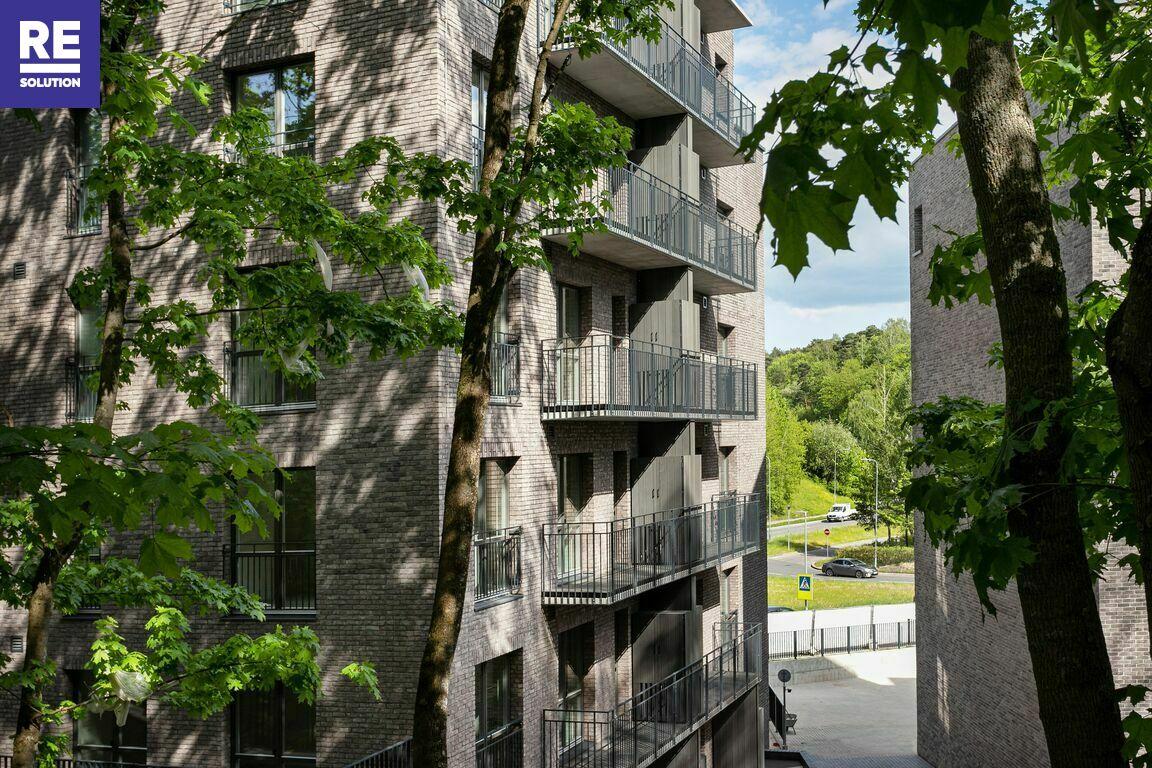 Parduodamas butas Polocko g., Užupis, Vilniaus m., Vilniaus m. sav., 30.90 m2 ploto, 1 kambarys nuotrauka nr. 11