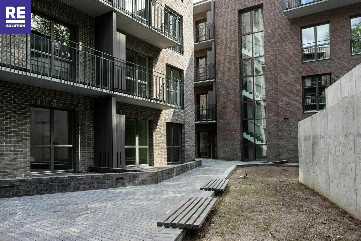 Parduodamas butas Polocko g., Užupis, Vilniaus m., Vilniaus m. sav., 30.90 m2 ploto, 1 kambarys nuotrauka nr. 14