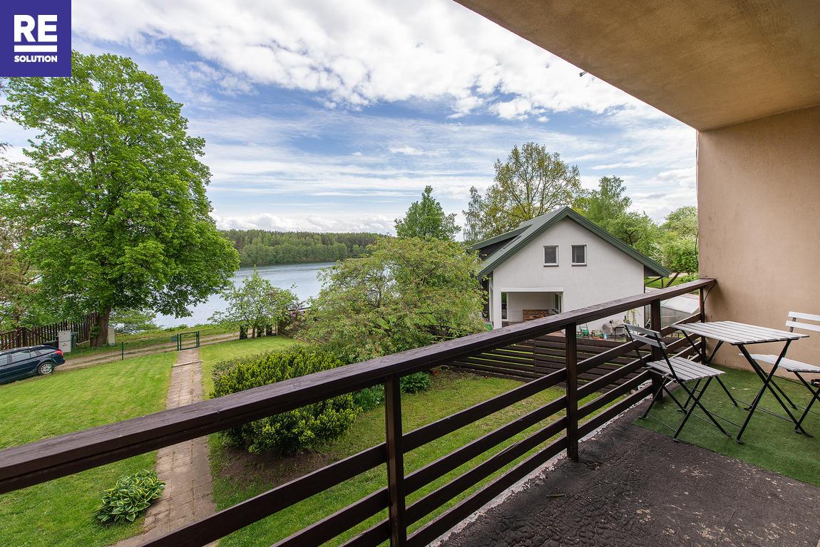 Parduodamas namas Trakuose ant ežero kranto nuotrauka nr. 2