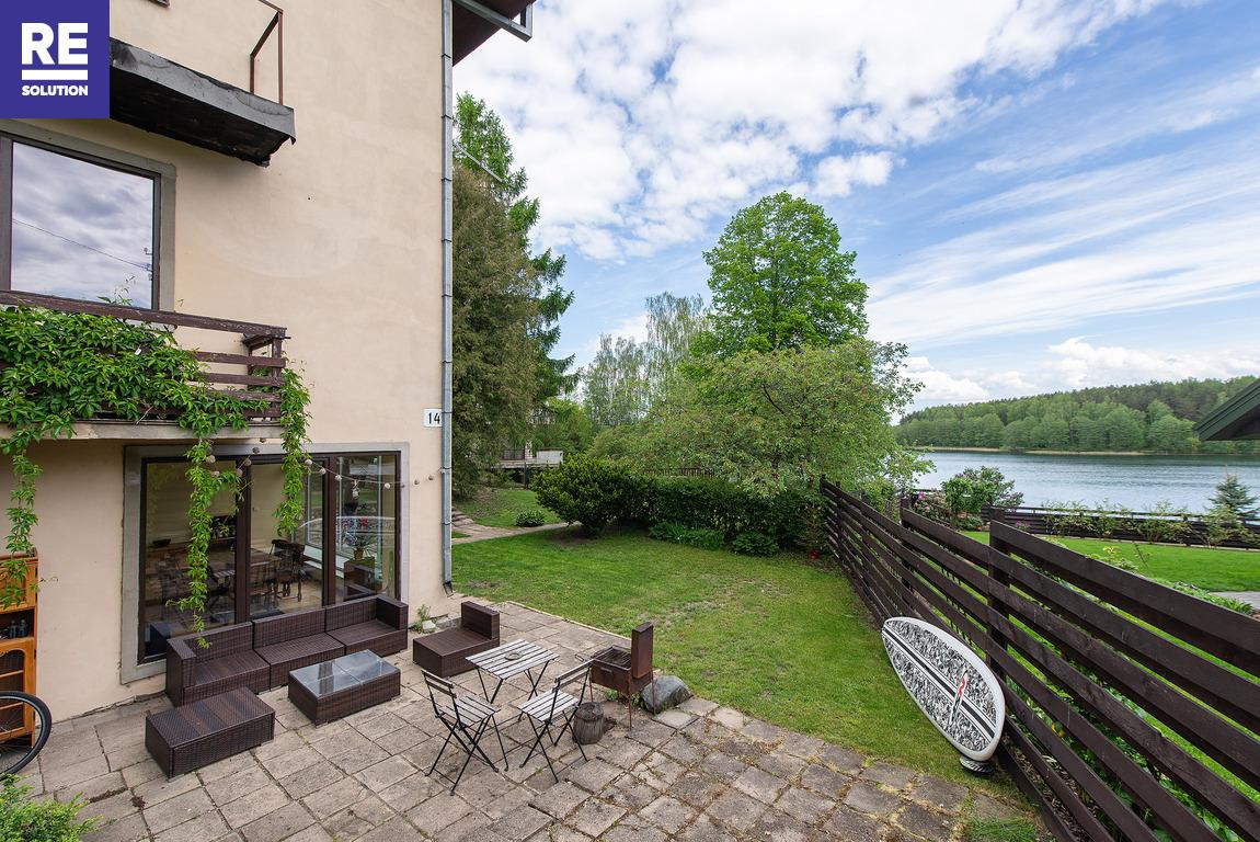 Parduodamas namas Trakuose ant ežero kranto nuotrauka nr. 14