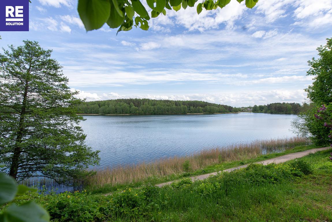 Parduodamas namas Trakuose ant ežero kranto nuotrauka nr. 18