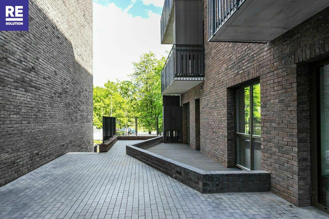Parduodamas butas Polocko., Užupis, Vilniaus m., Vilniaus m. sav., 46.8 m2 ploto, 2 kambariai nuotrauka nr. 11
