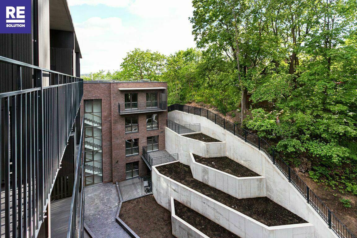 Parduodamas butas Polocko g., Užupis, Vilniaus m., Vilniaus m. sav., 23.5 m2 ploto, 1 kambariai nuotrauka nr. 4