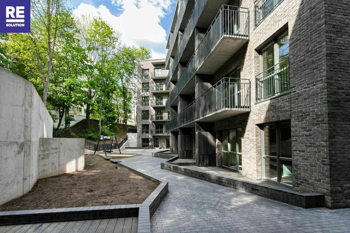Parduodamas butas Polocko g., Užupis, Vilniaus m., Vilniaus m. sav., 33.3 m2 ploto, 2 kambariai nuotrauka nr. 1