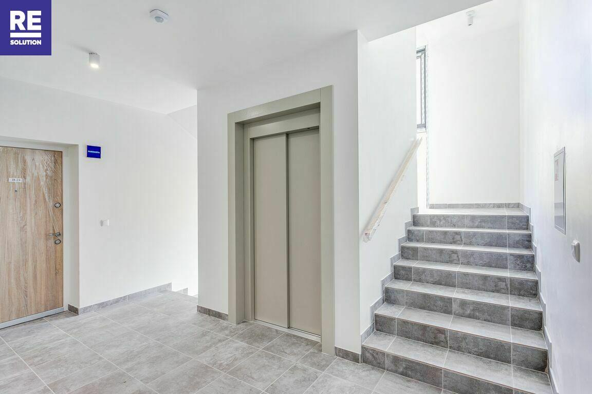 Parduodamas butas Polocko g., Užupis, Vilniaus m., Vilniaus m. sav., 30.90 m2 ploto, 1 kambarys nuotrauka nr. 8