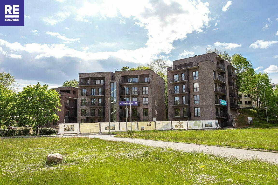 Parduodamas butas Polocko g., Užupis, Vilniaus m., Vilniaus m. sav., 30.90 m2 ploto, 1 kambarys nuotrauka nr. 17