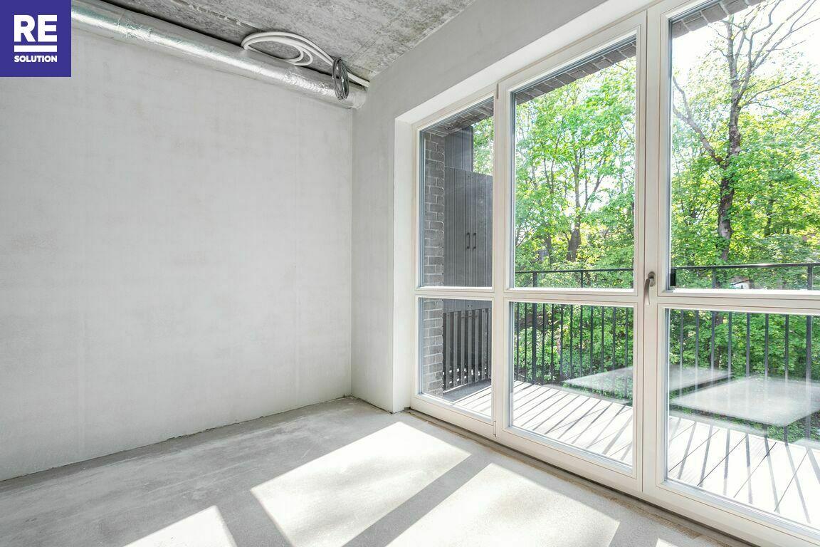 Parduodamas butas Polocko g., Užupis, Vilniaus m., Vilniaus m. sav., 30.90 m2 ploto, 1 kambarys nuotrauka nr. 3