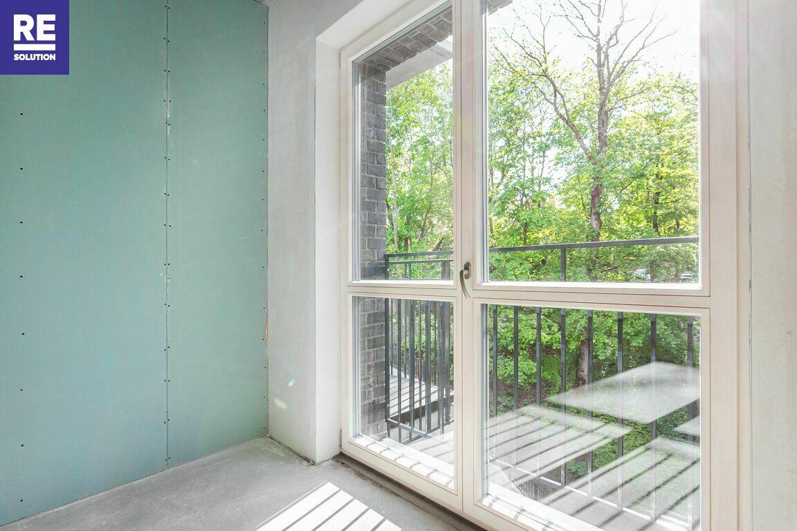 Parduodamas butas Polocko g., Užupis, Vilniaus m., Vilniaus m. sav., 23.5 m2 ploto, 1 kambarys nuotrauka nr. 3