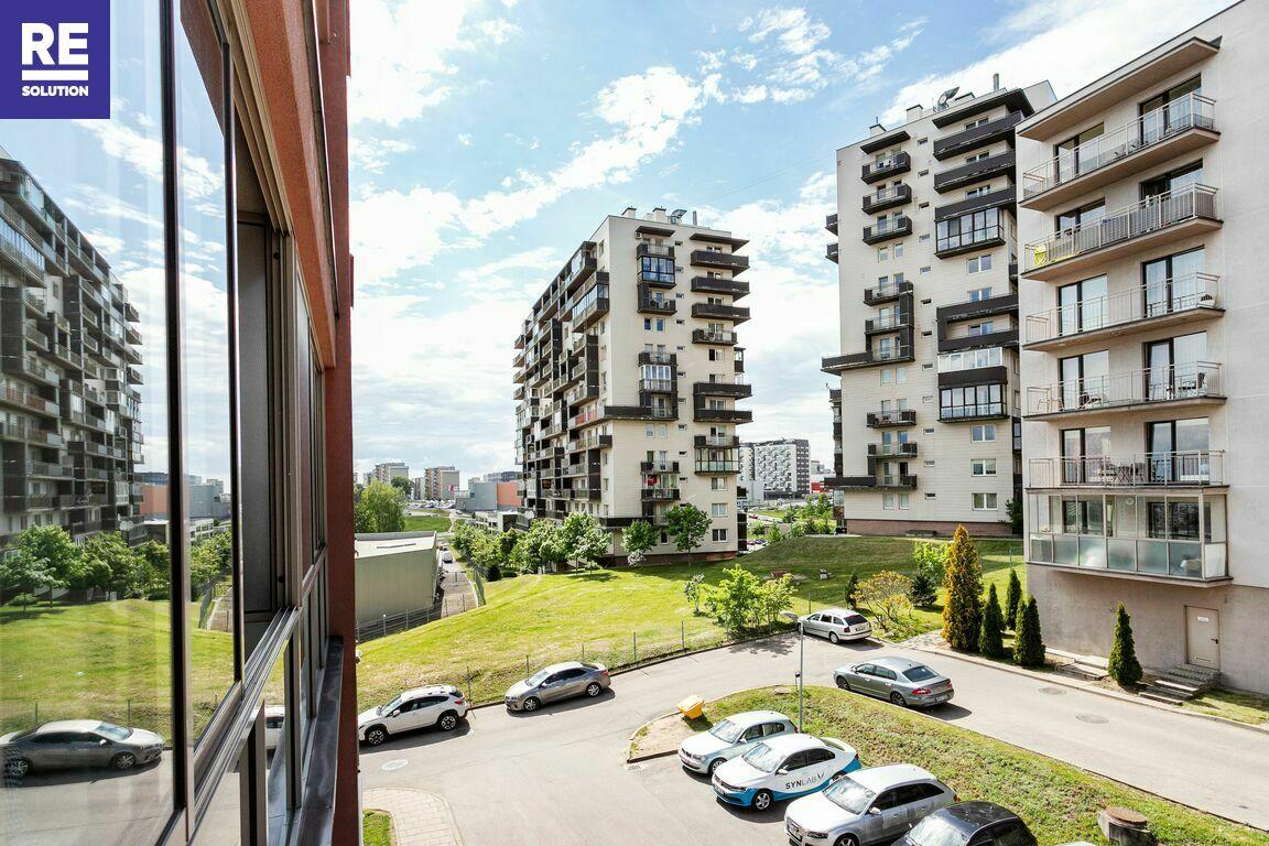 Parduodamas butas Liudviko Zamenhofo g., Fabijoniškėse, Vilniuje, 68.57 kv.m ploto nuotrauka nr. 20