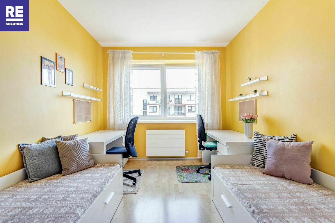 Parduodamas butas Liudviko Zamenhofo g., Fabijoniškėse, Vilniuje, 68.57 kv.m ploto nuotrauka nr. 30