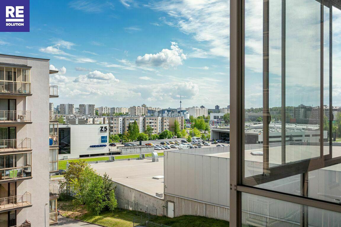 Parduodamas butas Liudviko Zamenhofo g., Fabijoniškėse, Vilniuje, 68.57 kv.m ploto nuotrauka nr. 21