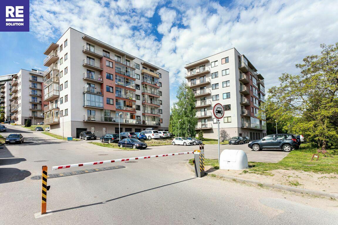 Parduodamas butas Liudviko Zamenhofo g., Fabijoniškėse, Vilniuje, 68.57 kv.m ploto nuotrauka nr. 28