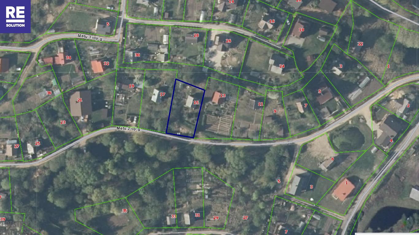 Parduodamas mūrinis sodo namas Mėtų 2-oji g., Rastinėnuose nuotrauka nr. 20