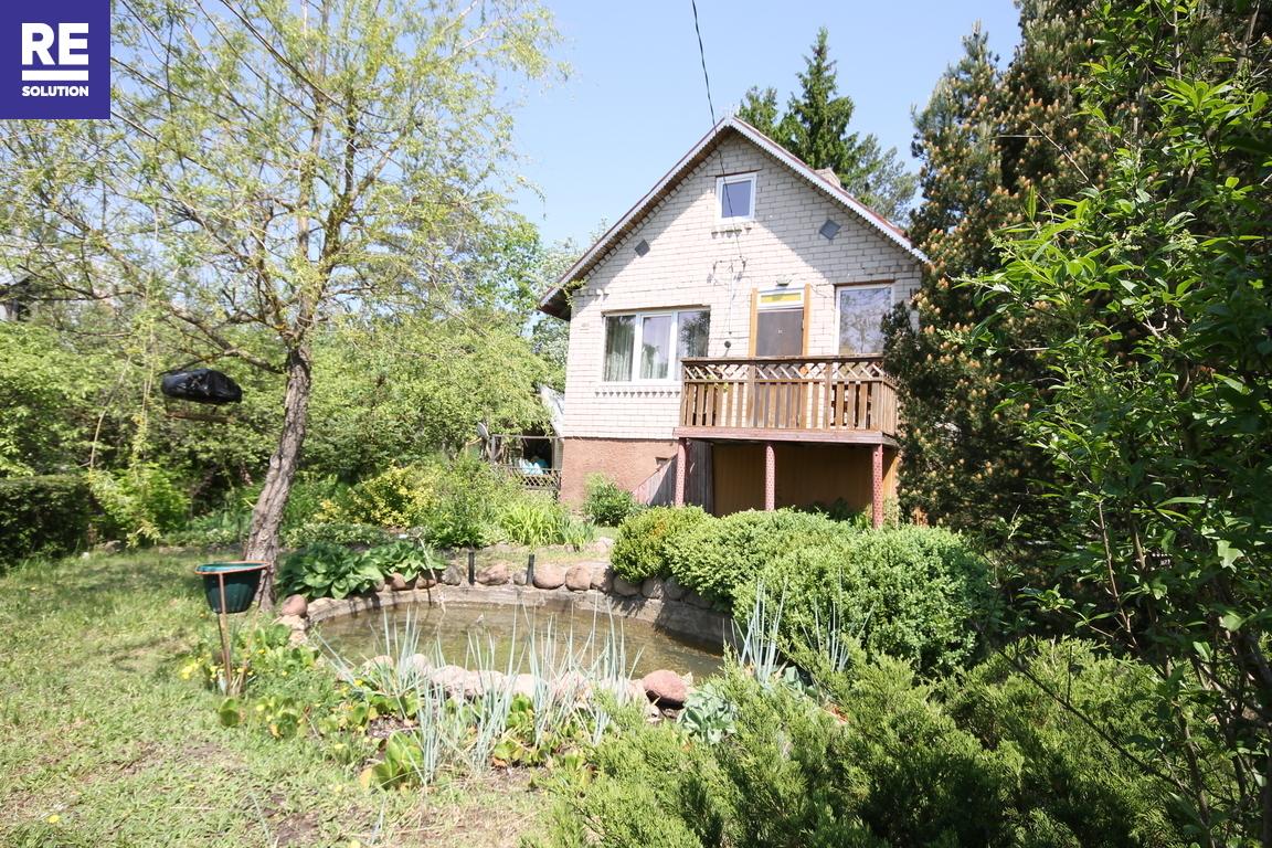 Parduodamas mūrinis sodo namas Mėtų 2-oji g., Rastinėnuose