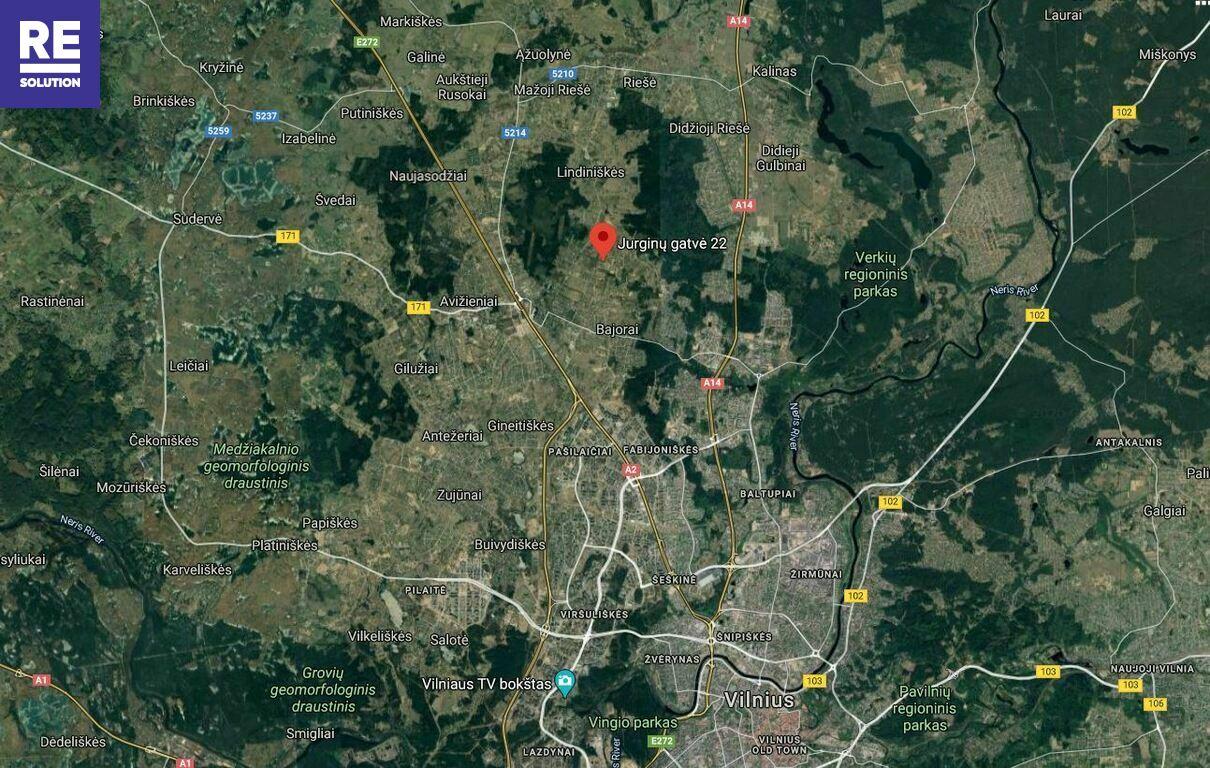 Parduodamas namas Jurginų g., Bajoruose, Vilniuje, 131 kv.m ploto nuotrauka nr. 11