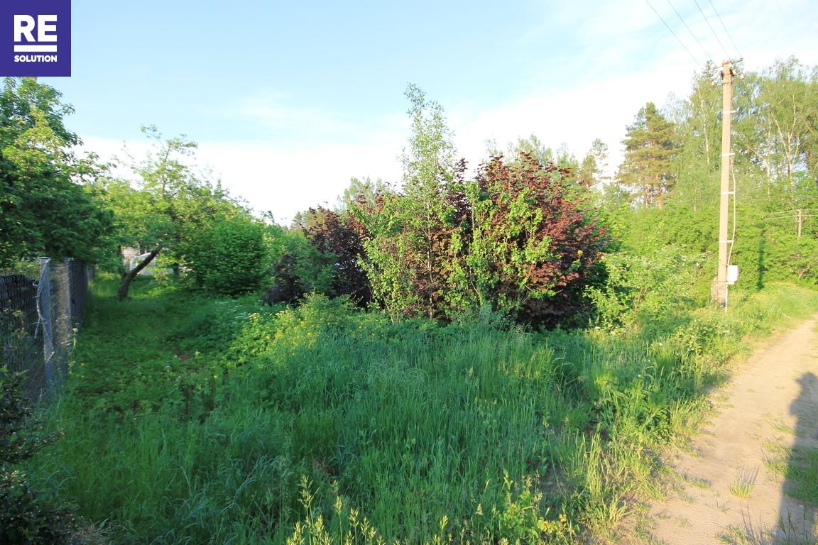 Parduodamas 6 arų sodo sklypas Daubėnų k., Rudaminos sen. nuotrauka nr. 3