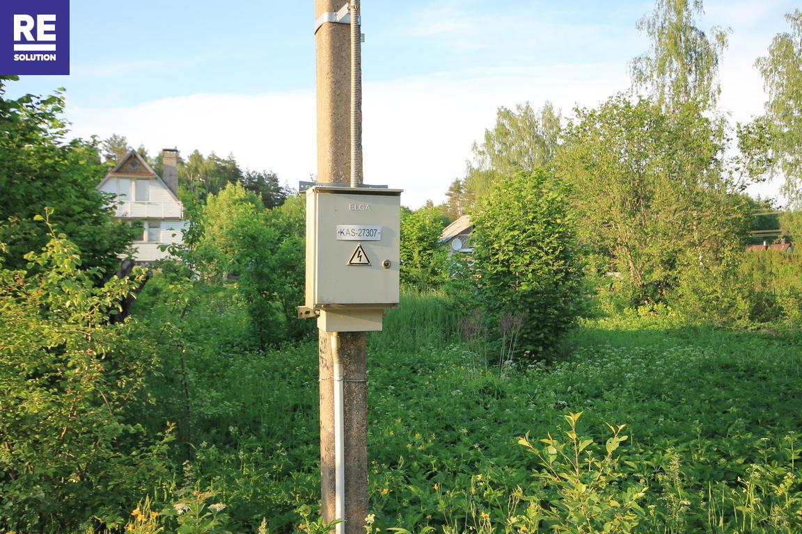 Parduodamas 6 arų sodo sklypas Daubėnų k., Rudaminos sen. nuotrauka nr. 4