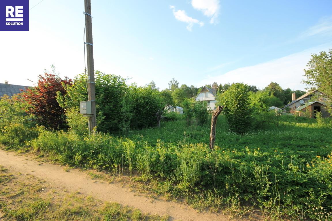 Parduodamas 6 arų sodo sklypas Daubėnų k., Rudaminos sen. nuotrauka nr. 5