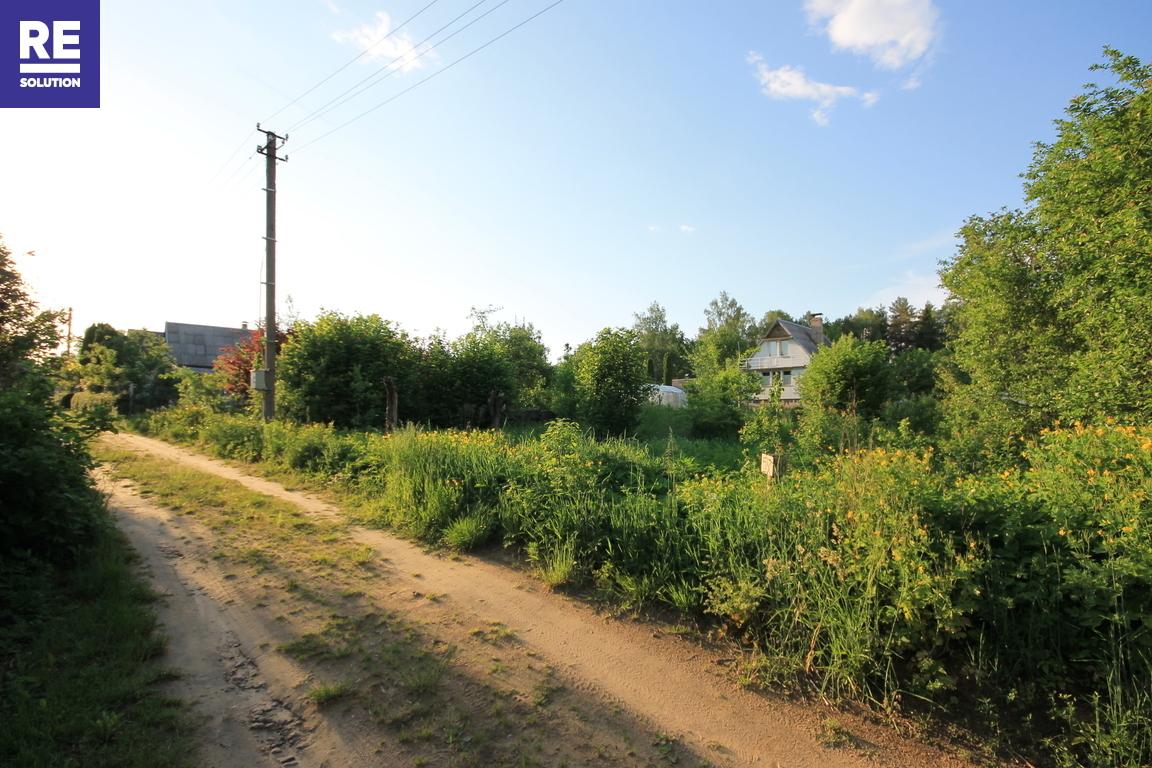 Parduodamas 6 arų sodo sklypas Daubėnų k., Rudaminos sen. nuotrauka nr. 6