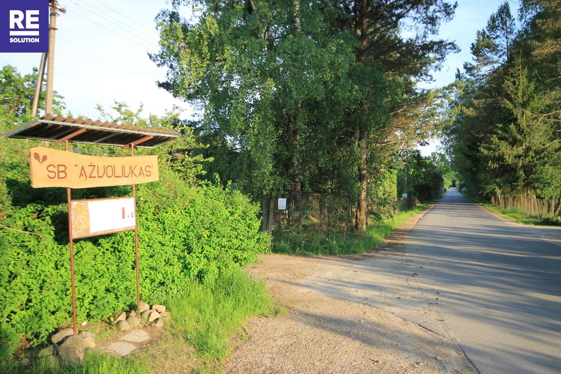 Parduodamas 6 arų sodo sklypas Daubėnų k., Rudaminos sen.