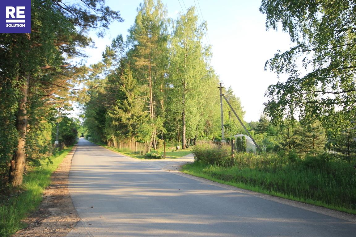 Parduodamas 6 arų sodo sklypas Daubėnų k., Rudaminos sen. nuotrauka nr. 2