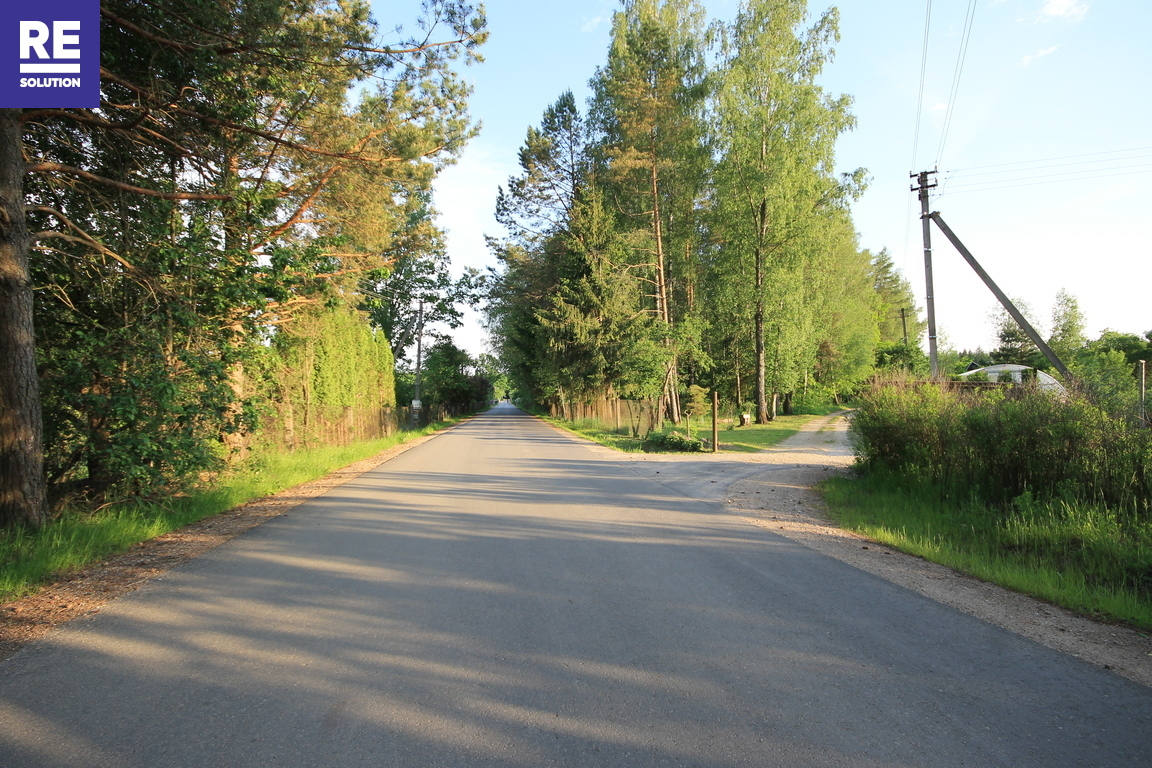 Parduodamas 6 arų sodo sklypas Daubėnų k., Rudaminos sen. nuotrauka nr. 8