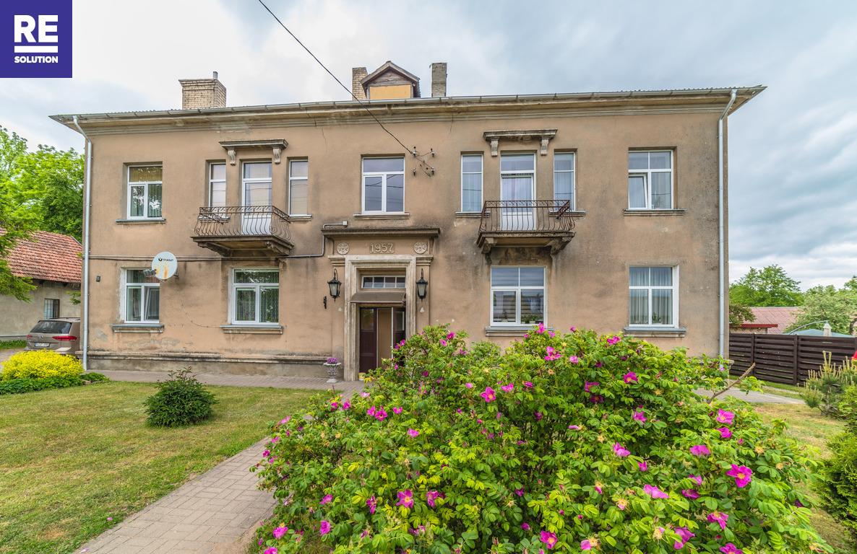 37,81 kv.m jaukus naujai suremontuotas 2 kambarių butas Priekulės centre. nuotrauka nr. 6