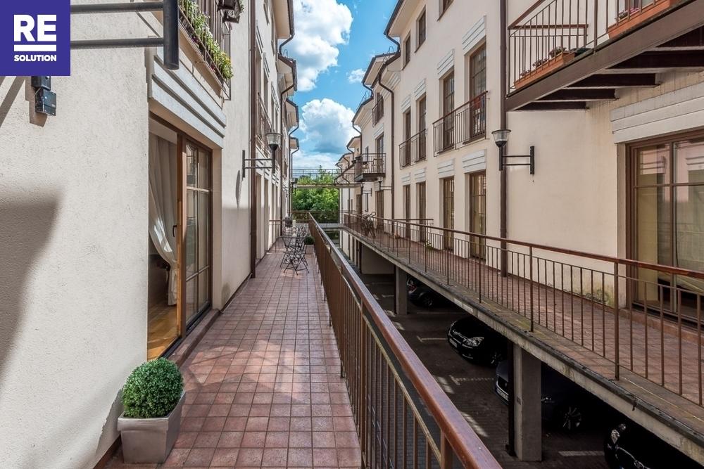 Nuomojamas butas Užupio g., Užupis, Vilniaus m., Vilniaus m. sav., 69 m2 ploto, 2 kambariai nuotrauka nr. 8