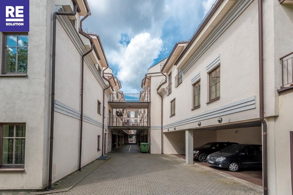 Nuomojamas butas Užupio g., Užupis, Vilniaus m., Vilniaus m. sav., 69 m2 ploto, 2 kambariai nuotrauka nr. 9