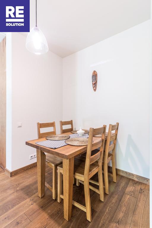 Nuomojamas butas Sluškų., Senamiestyje, Vilniuje, 55 kv.m ploto nuotrauka nr. 9