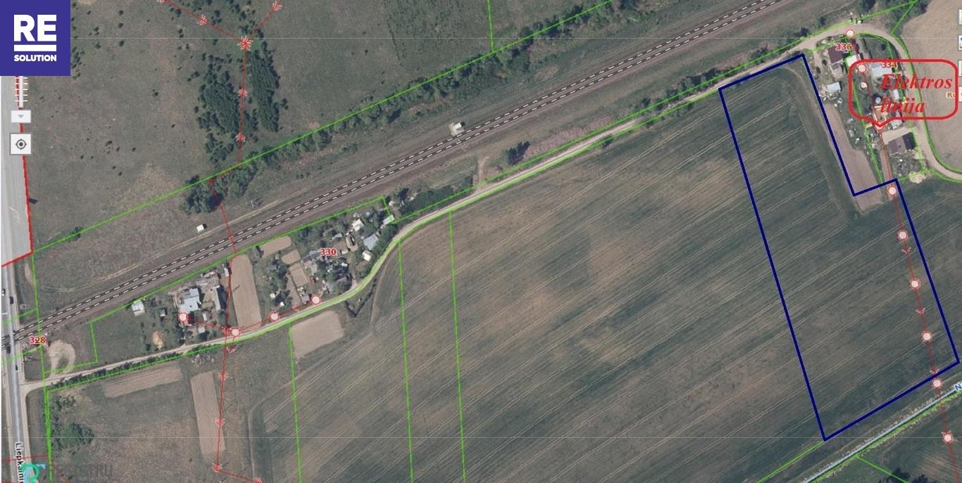 Parduodamas 1,95 ha ploto žemės sklypas Rudaminos k., Vilniaus r. nuotrauka nr. 3