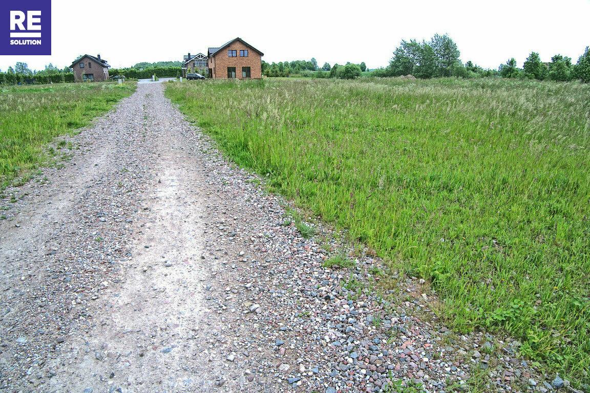 22 a kampinis sklypas namo statybai netoli Karklės. Patogus privažiavimas, šalia upelio. nuotrauka nr. 3