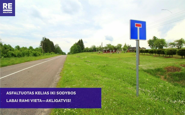 Parduodamas namas Pranciškonų g., Medininkų k., 45 kv.m ploto nuotrauka nr. 3