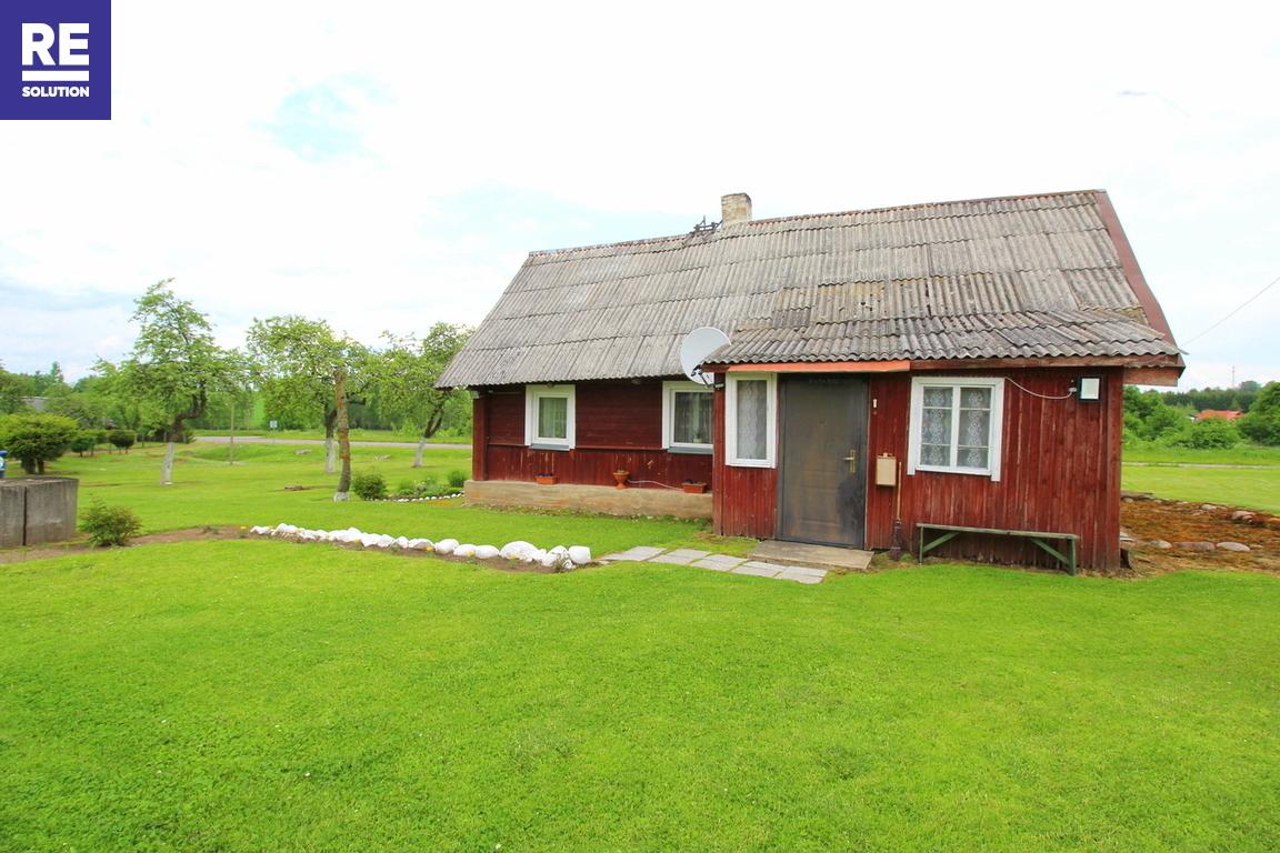 Parduodamas namas Pranciškonų g., Medininkų k., 45 kv.m ploto nuotrauka nr. 8