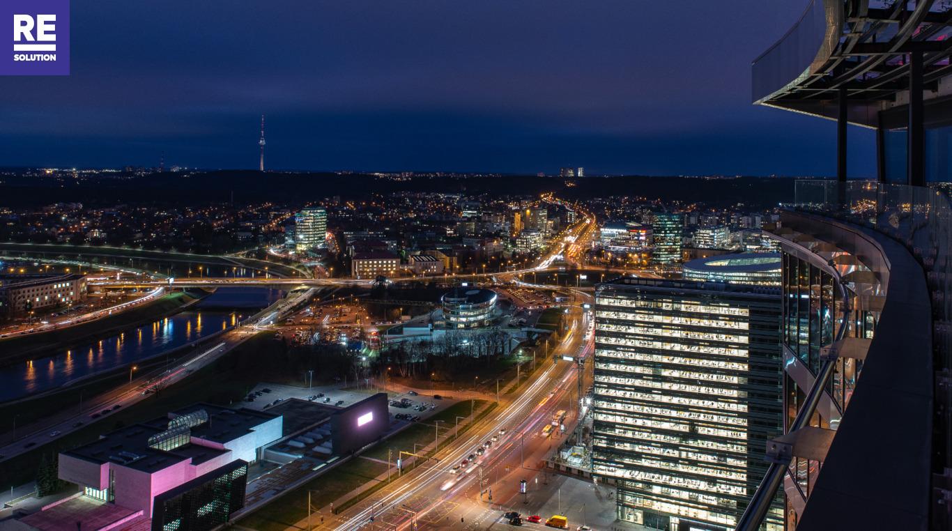 Apartamentai Vilniaus centre   #Tower nuotrauka nr. 5