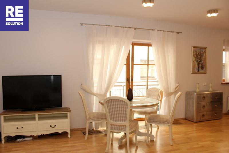 Nuomojamas butas Užupio g., Užupis, Vilniaus m., Vilniaus m. sav., 69 m2 ploto, 2 kambariai nuotrauka nr. 1