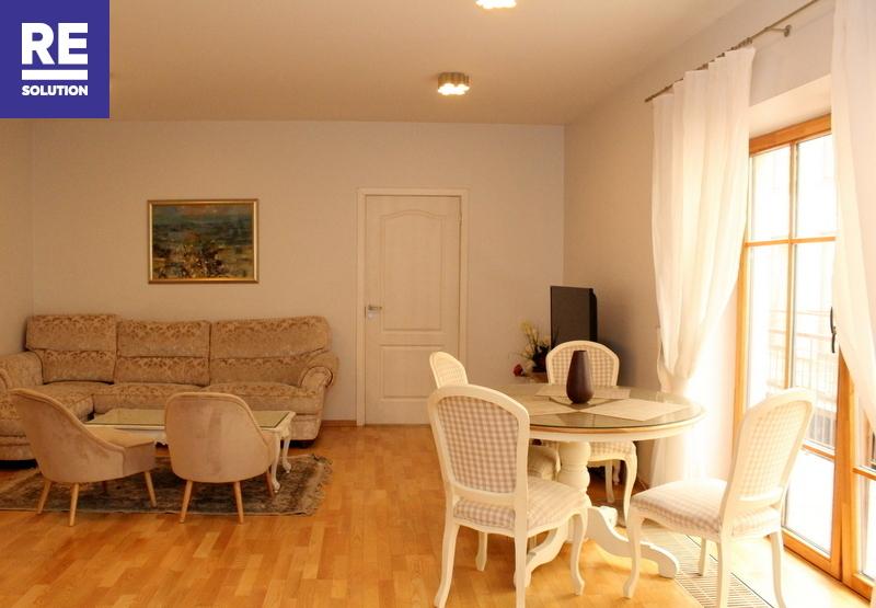 Nuomojamas butas Užupio g., Užupis, Vilniaus m., Vilniaus m. sav., 69 m2 ploto, 2 kambariai nuotrauka nr. 3