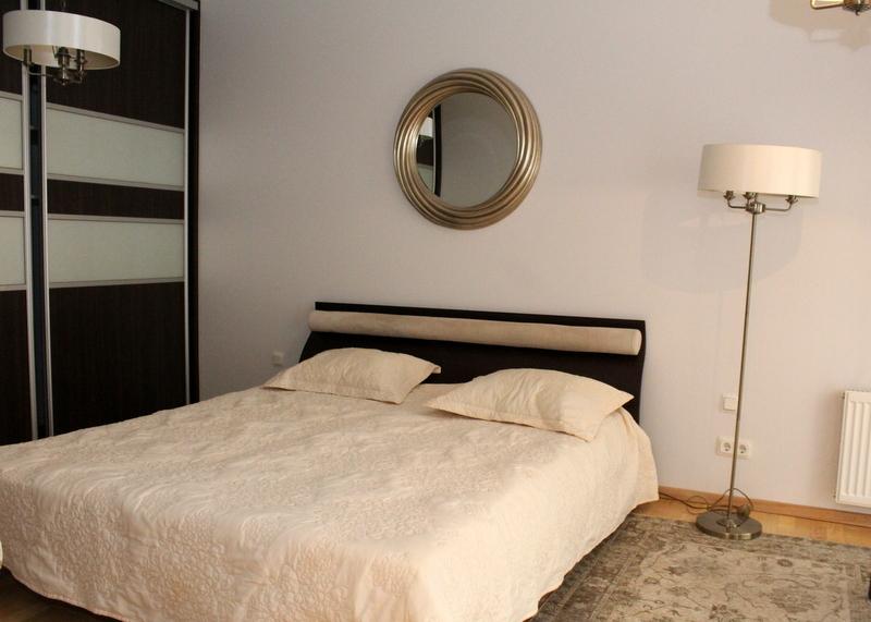 Nuomojamas butas Užupio g., Užupis, Vilniaus m., Vilniaus m. sav., 69 m2 ploto, 2 kambariai nuotrauka nr. 5