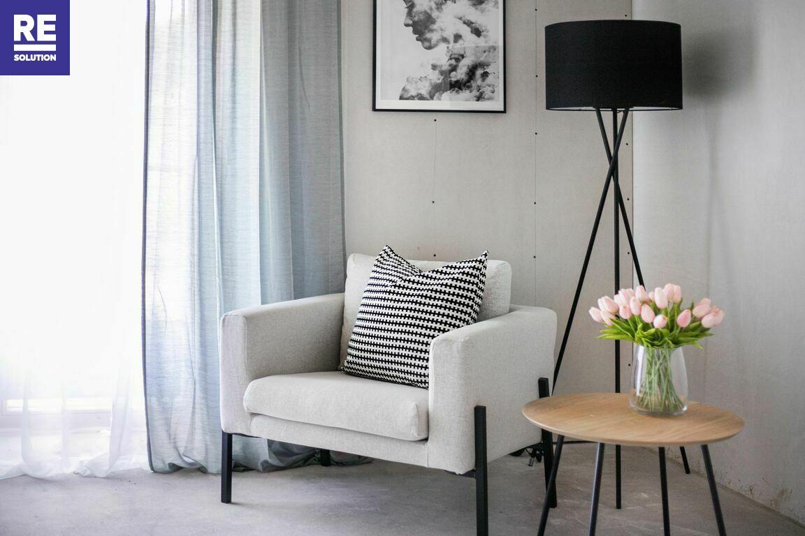Parduodamas 2-jų kambarių butas Antakalnyje, 51 kv.m ploto