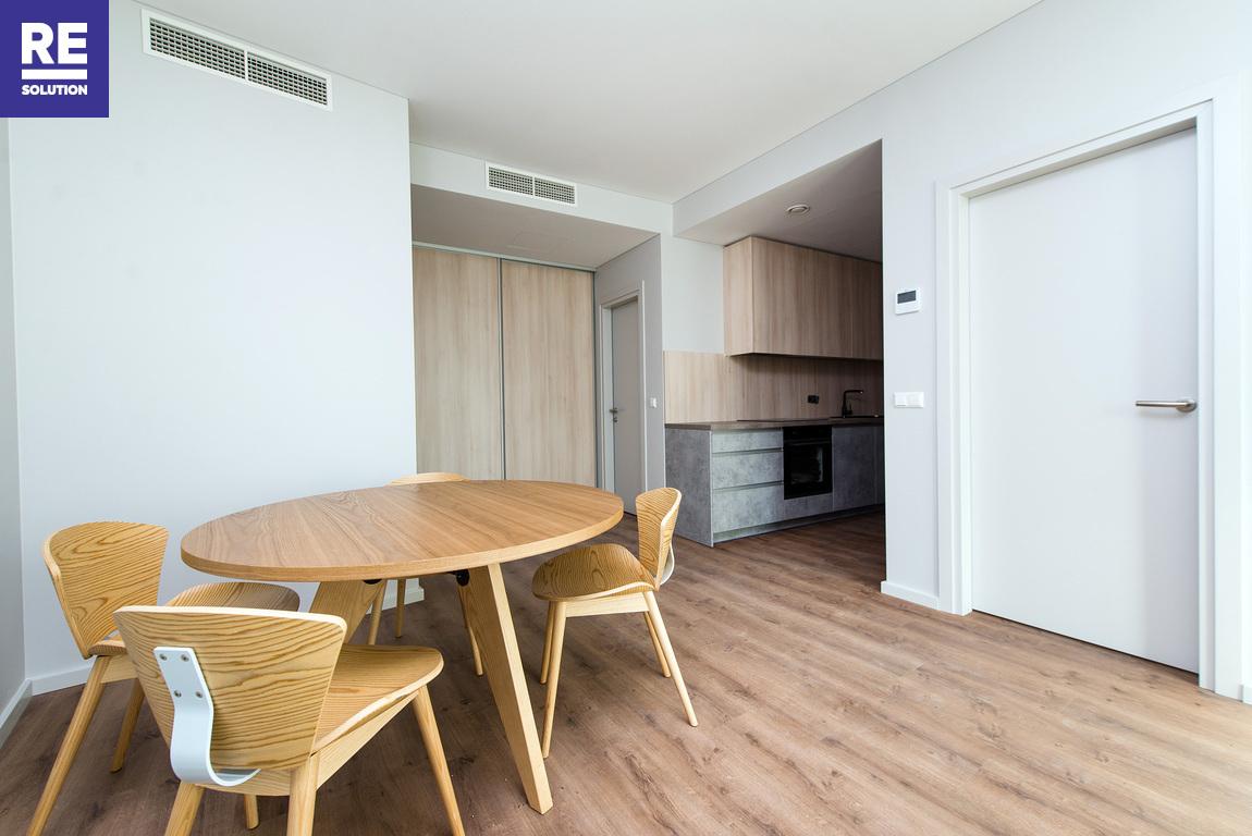 Parduodamas butas Konstitucijos pr., Šnipiškėse, Vilniuje, 48.81 kv.m ploto, 2 kambariai nuotrauka nr. 2