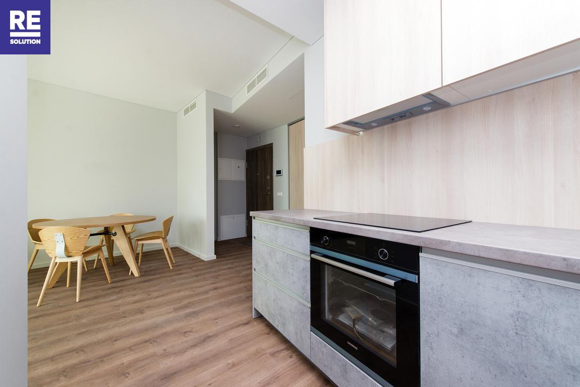 Parduodamas butas Konstitucijos pr., Šnipiškėse, Vilniuje, 48.81 kv.m ploto, 2 kambariai nuotrauka nr. 8