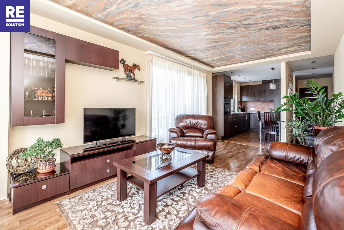Parduodamas butas Bajorų kel., Santariškės, Vilniuje, 75.97 kv.m ploto